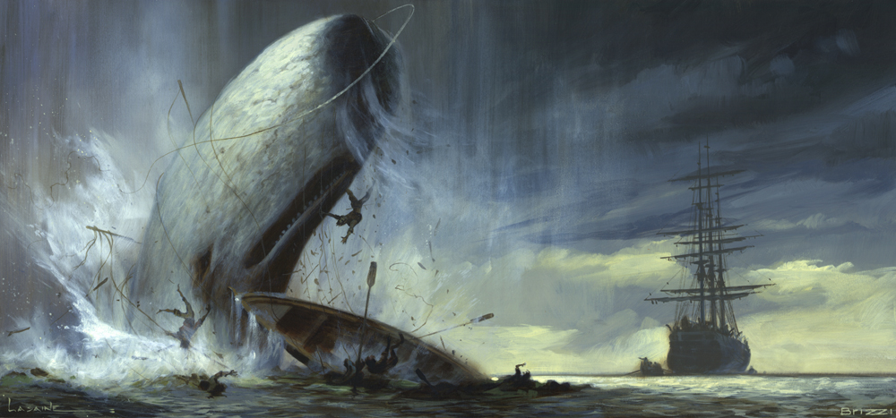 biblical aspect of moby dick essay Biblical and mythological allusions in hermon melvilles moby dick an allusion is a reference to a well-known person, place, event, literary work, or work of art (thompson 1155.